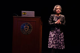 U of M Dean Delivers Aquinas's Annual Wege Lecture