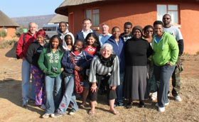 Letters to Peter Wege from S. African Travelers