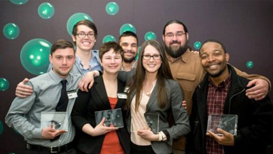 WMU student team wins national Wege sustainability prize