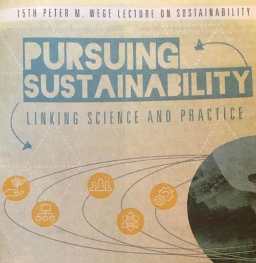 Fifteenth Annual University of Michigan Wege Lecture