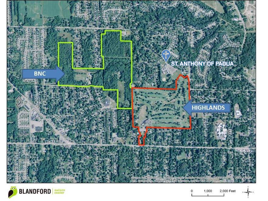 Blandford Plus A Golf Course: A Gift To The Future