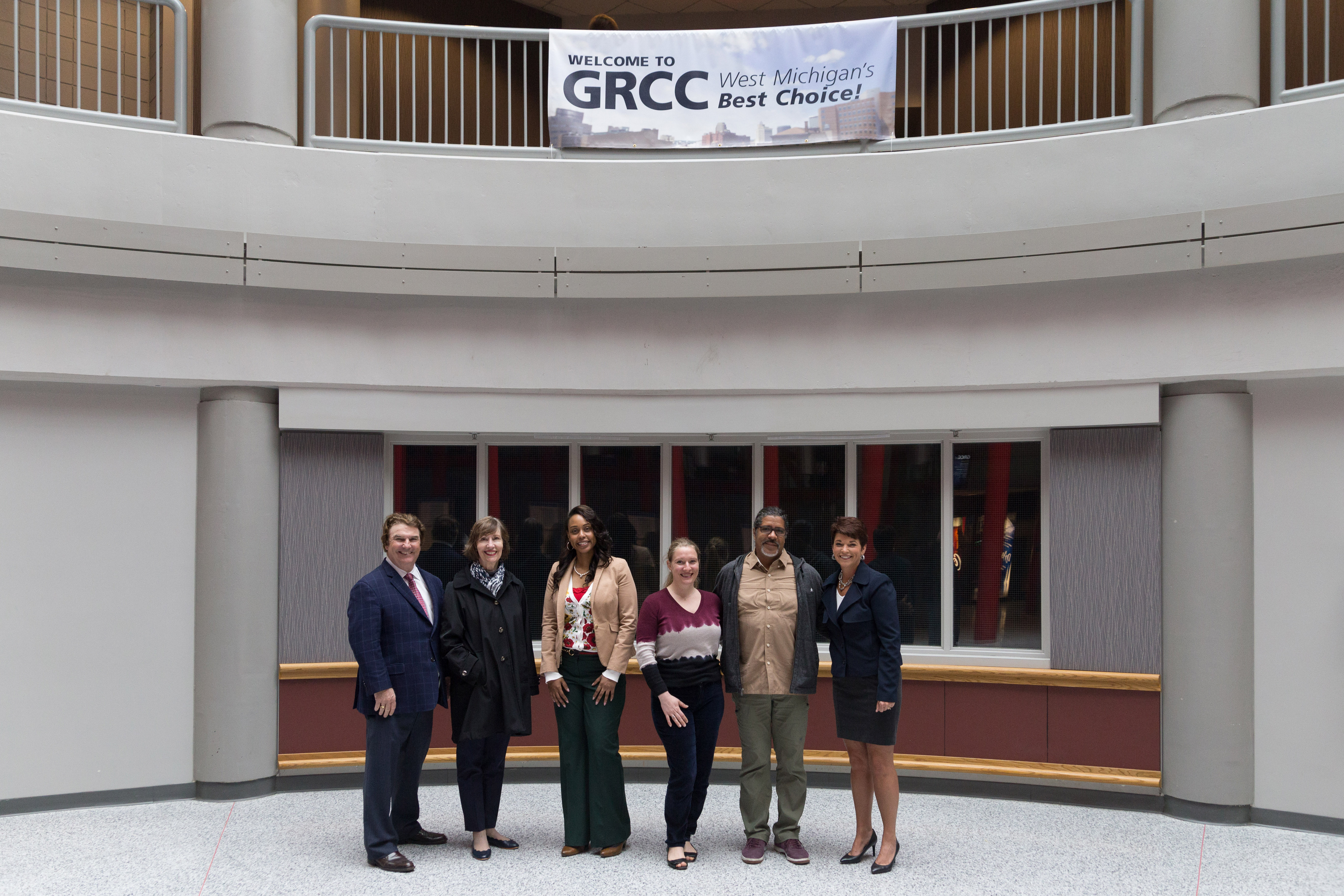 GRCC Steps In To Right an Academic Unfairness
