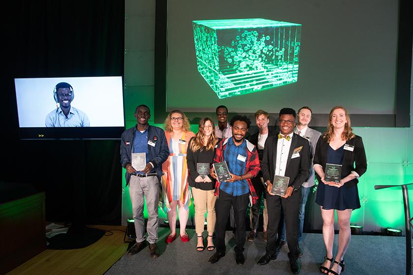 Wege Prize 2019 Winners