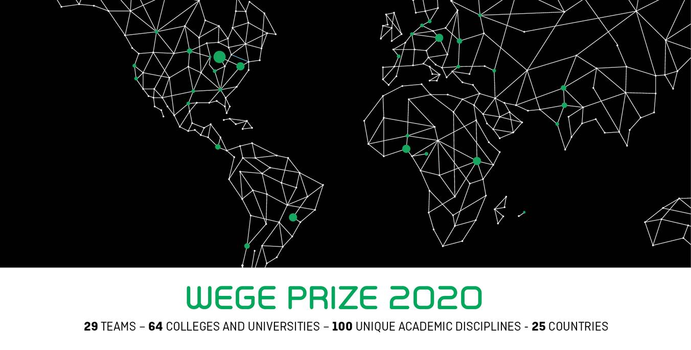 International Student Design Competition's Largest Field To-Date Reflects a World Ready to Work Together for a Better Future